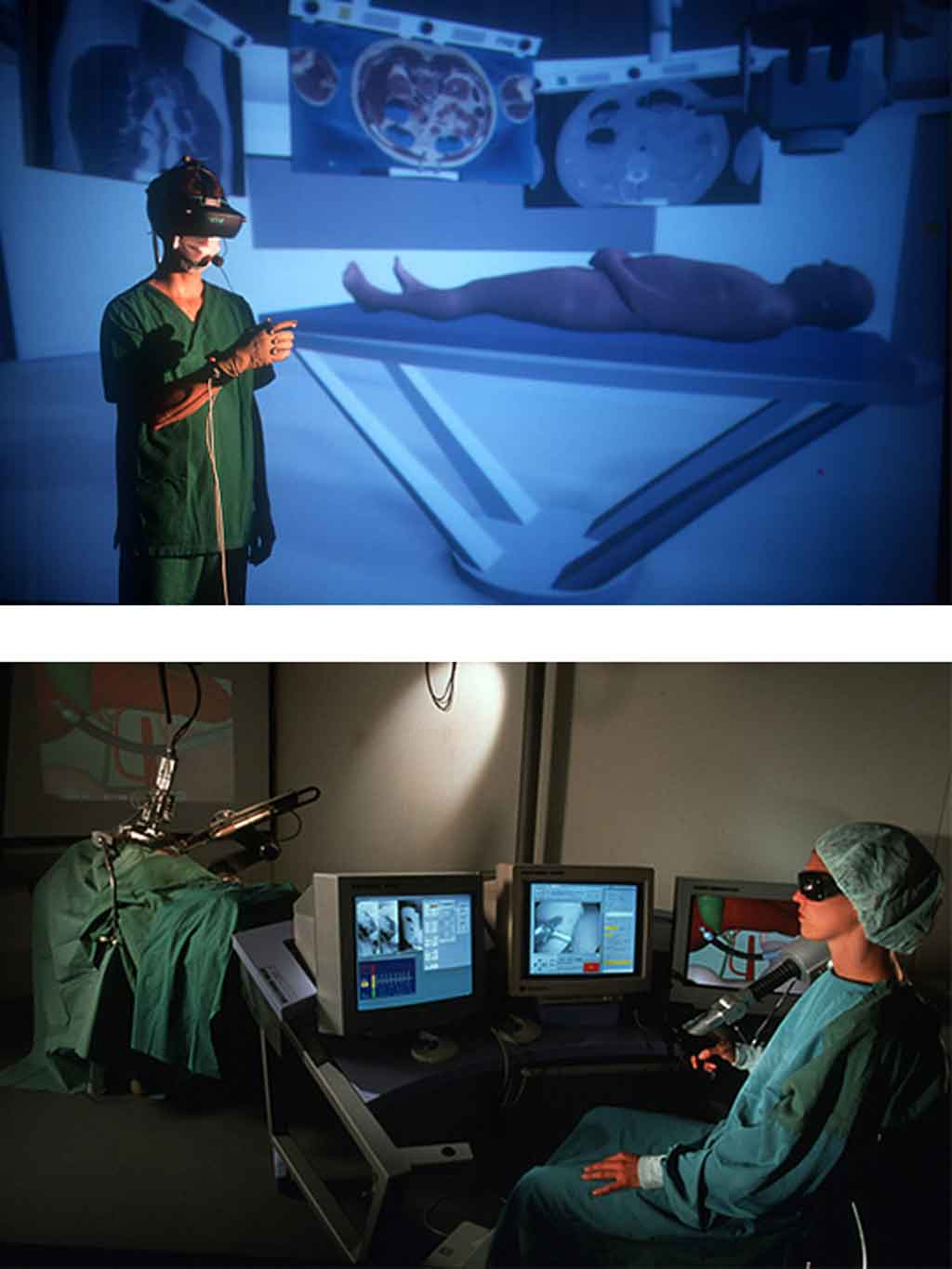 Medical VR Techniques